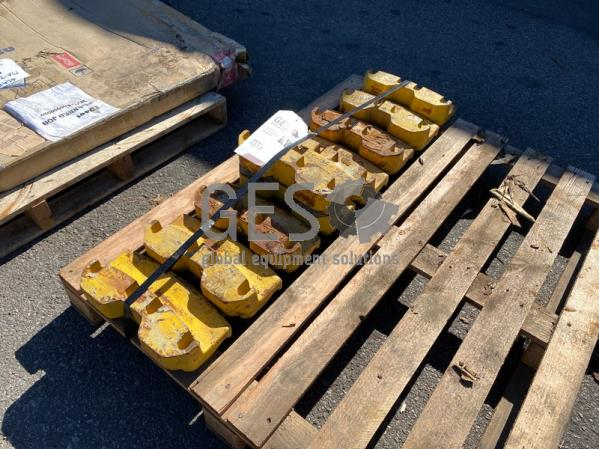 Komatsu Track Guide to suit GD555, GD655 x 9 Part 23B-70-51550 ItemID_4312