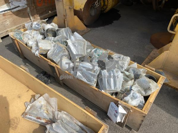 Komatsu Crate of Cushions & Liners ItemID_4392