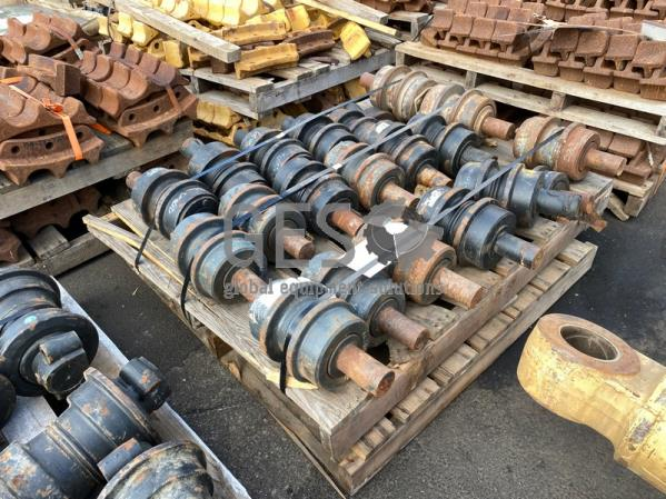 Komatsu Carry Rollers x 21 to suit HB335LC-1, PC270, PC300, PC350 Part 207-30-00551 ItemID_4409