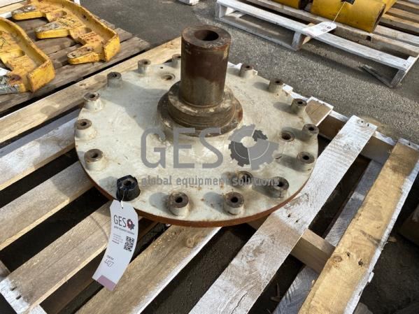 Komatsu Adapter plate ItemID_4427