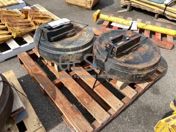 Komatsu Idler Assembly to suit BR550JG, PC270, PC300, PC308USLC, PC350, BR580JG Part 207-30-00161 It