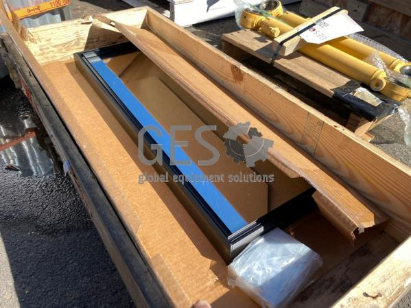 Komatsu Mirror 10 x 30 inch Part AK4069 ItemID_4529