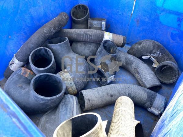 Komatsu Tub of Original Hoses Un Used ItemID_4609