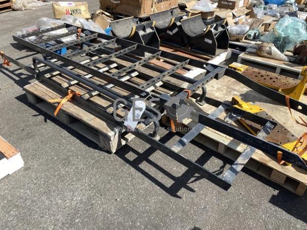 Komatsu Access Ladder ItemID_4615
