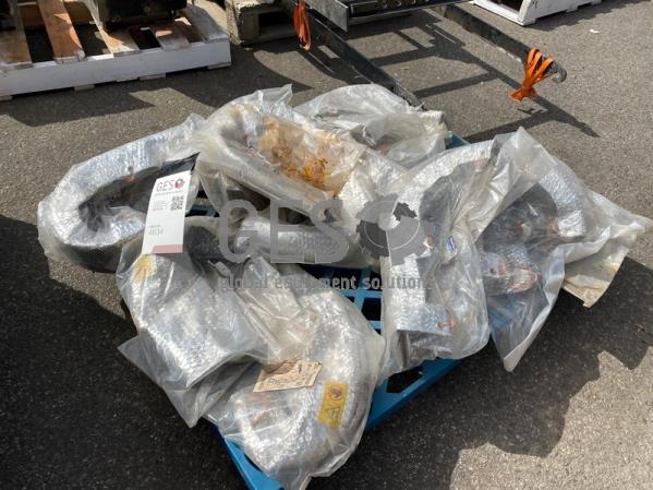 Komatsu Heat Shields ItemID_4634