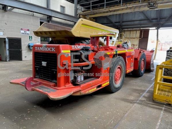 Tamrock 301 Underground Wheel Loader UL104
