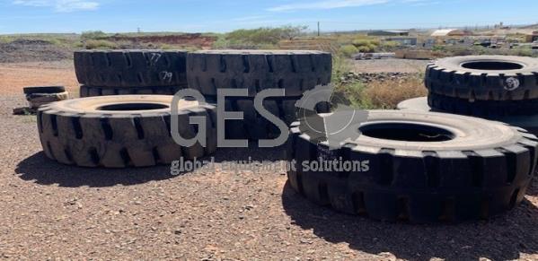 Bridgestone 35/65R33 VSDL x 6, 1 x NEW & 5 x USED Tyres