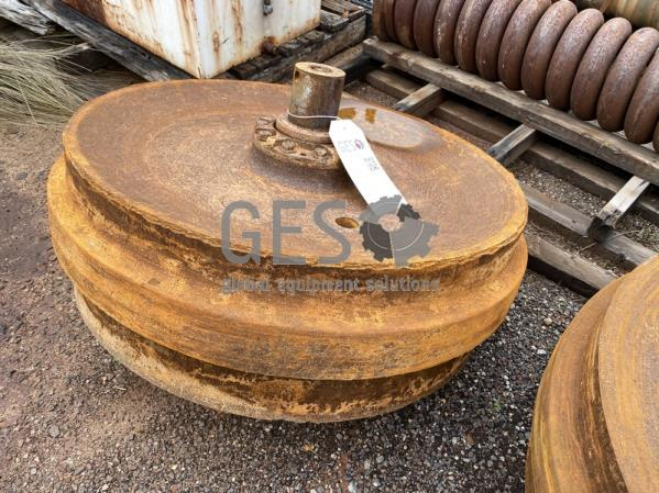 Komatsu Track Idler to suit D375-5, D375-5EO, D375-6 USED