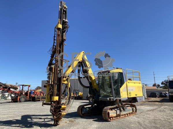 2010 Atlas Copco D9C-11 Blast Hole Drill Rig Asset DR_04