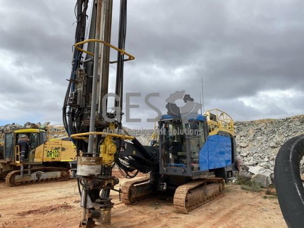 2011 Atlas Copco L7(40) TH LF Blast Hole Drill Rig Asset DR_22