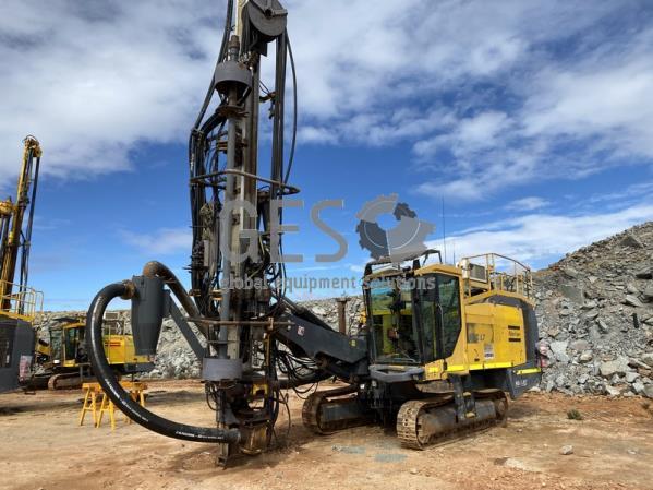 2007 Atlas Copco L7-TH Blast Hole Drill Rig Asset DR_14