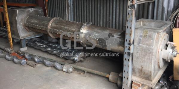 Thune-Eureka SP-32L Dewatering Screw Press Reconditioned