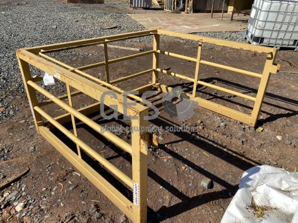 Project Industries Hand Rails to suit Work Basket NON certified ItemID_4751