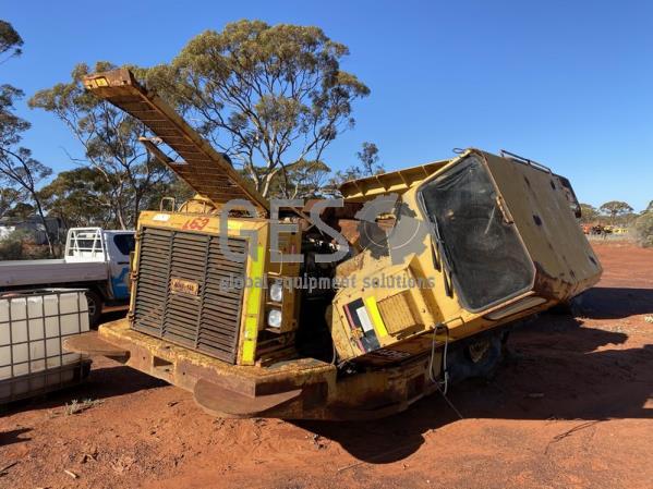 Elphinstone AD40 Dump Truck NON Running