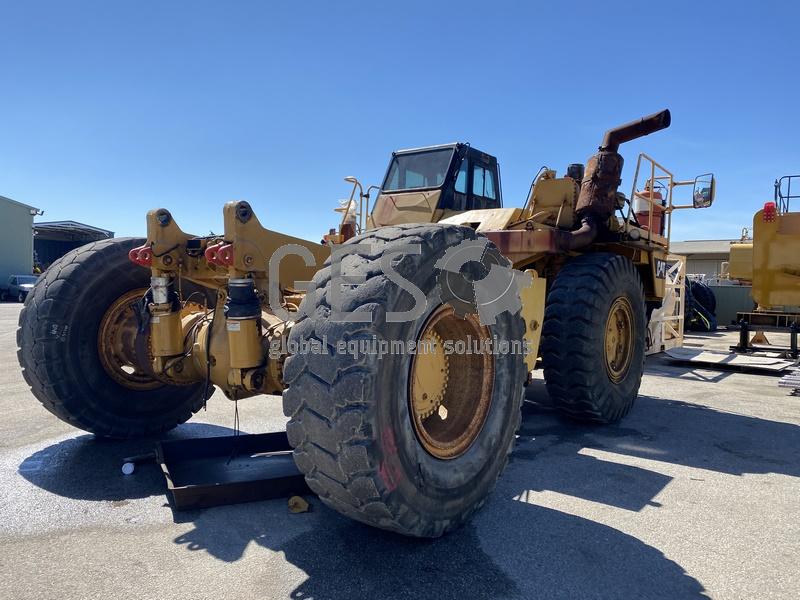 1997 Caterpillar 775D Dump Truck no Tray image 3