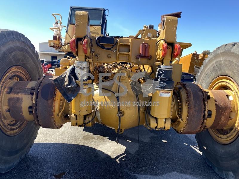 1997 Caterpillar 775D Dump Truck no Tray image 18