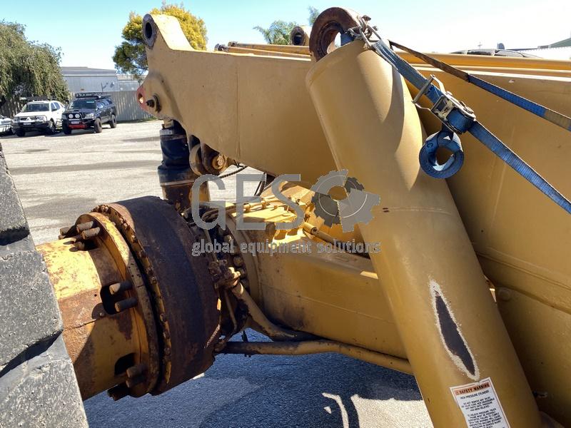 1997 Caterpillar 775D Dump Truck no Tray image 21