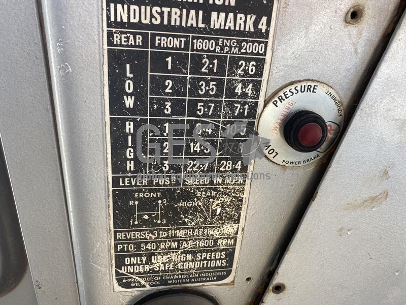 Chamberlain 8 Tonne Champion Industrial Mark 4 image 23