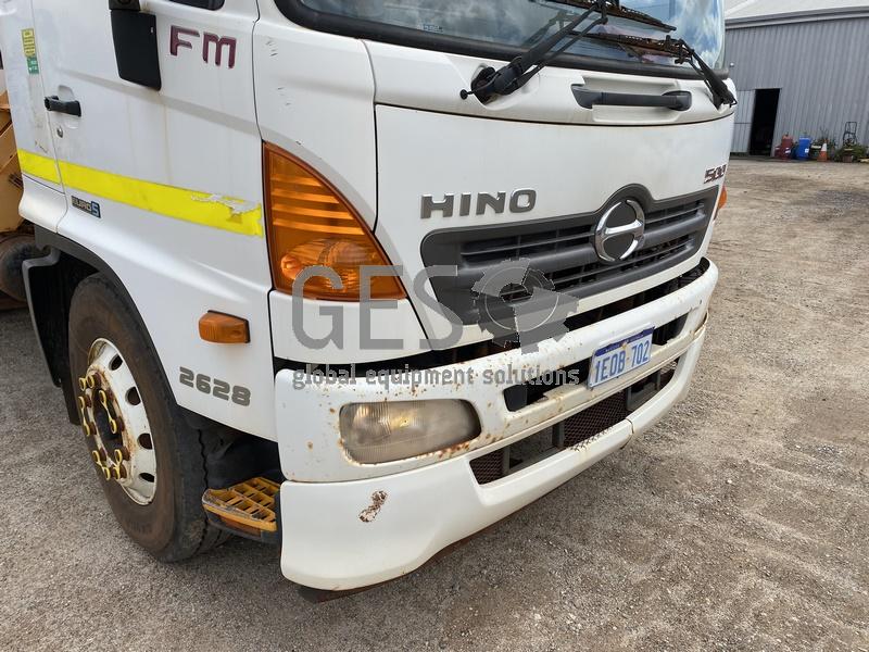 2013 Hino FM8J FM1J SER2C/CA FM500 2628 EURO 5 ORH 14000W Water Truck image 5