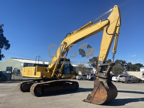 Komatsu PC350-6 Excavator
